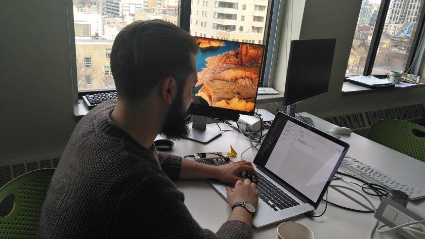 Get to know: Akos Katona, CCK Design Coordinator