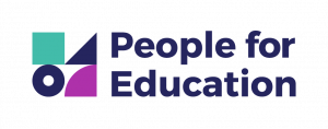 People for Education logo